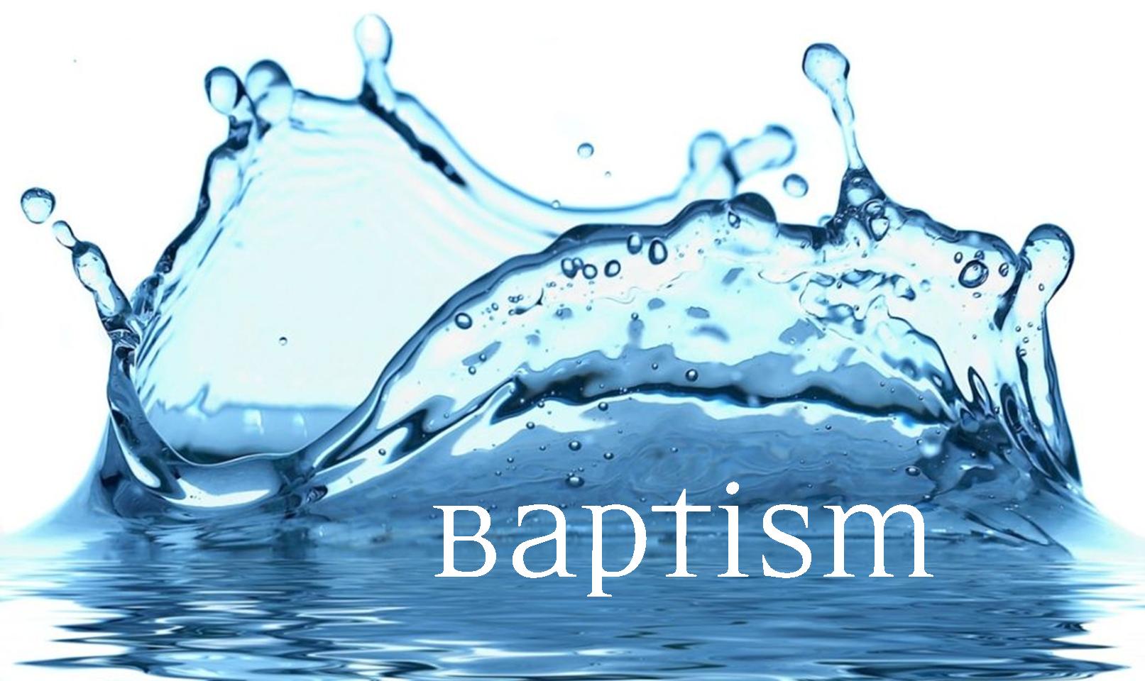 Image result for baptisms